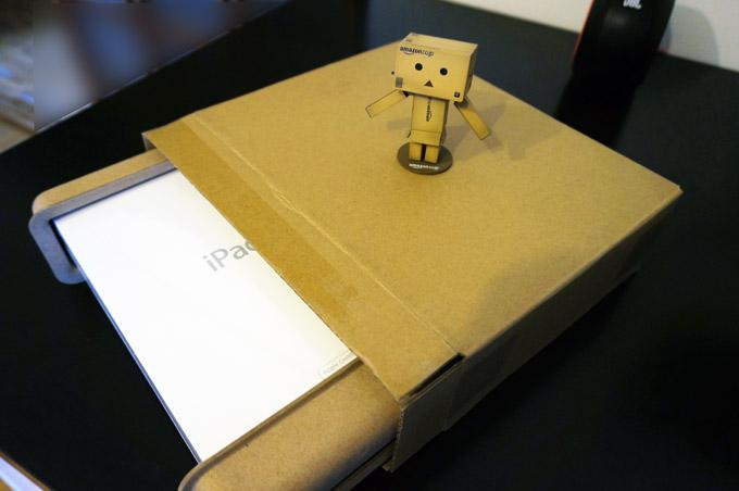 iPad 開封の儀