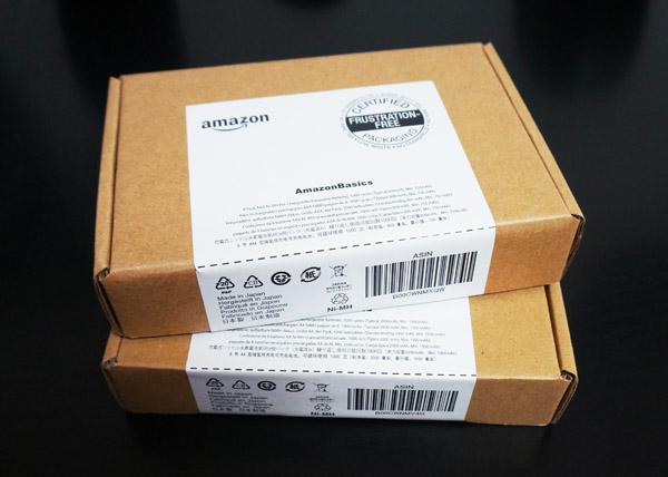 Amazonベーシック 充電式ニッケル水素電池