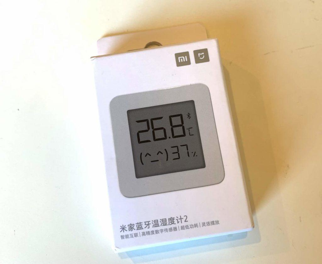 Xiaomiデジタル温度計